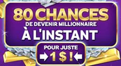 Zodiac Casino Mega Moolah - Bonus de 2000%