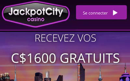 Jackpot City 100% match bonus - Une stratégie qui paye