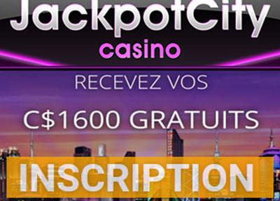 Jackpot City meilleur bonus joker