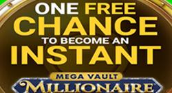 Casino Classic - 1 free spin Mega Vault Millionaire