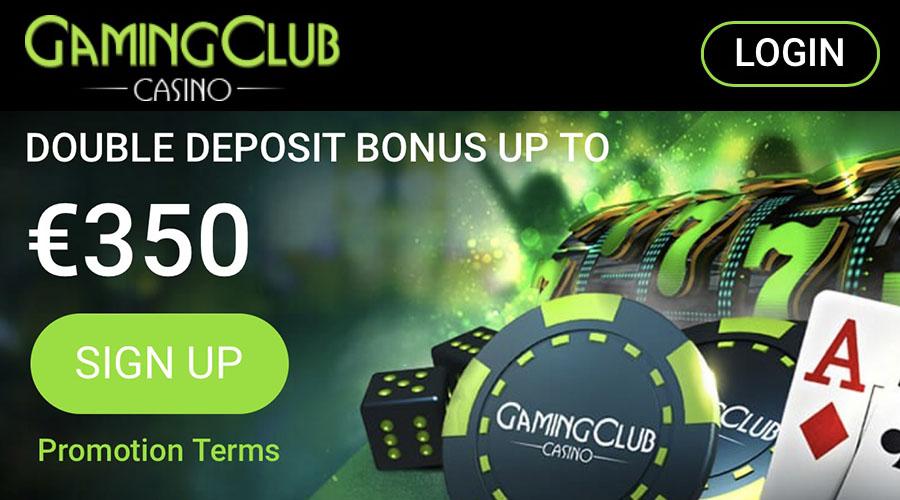 Gaming Club - Digimedia's star online casino