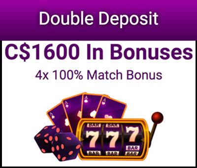 Jackpot City minimum $/€ 10 deposit