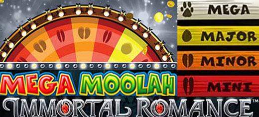 New 2021 slot machine from the Mega Moolah series